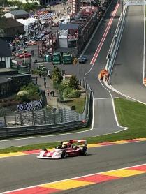Spa racetrack, Belgium